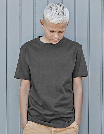 Junior Power Tee - Tee Jays Black