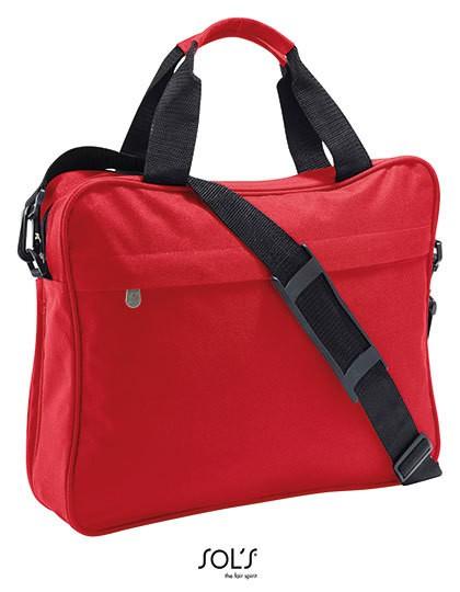 Businessbag Corporate - Businesstaschen - Dokumententaschen - SOL´S Bags Black