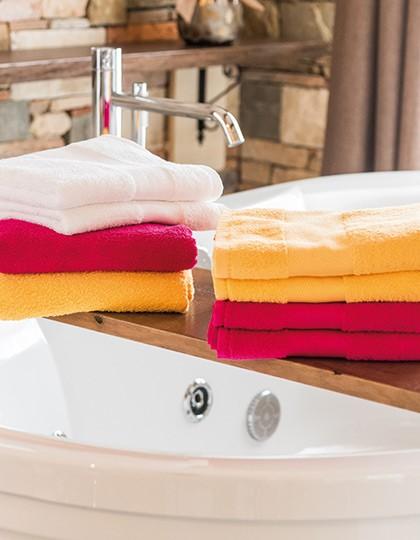 Classic Maxi Bath Towel - Frottierwaren - Handtücher - Bear Dream Black