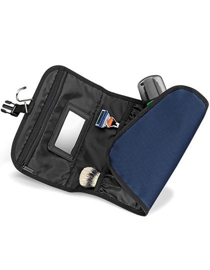 Wash Bag - Freizeittaschen - Sport- & Reisetaschen - BagBase Black