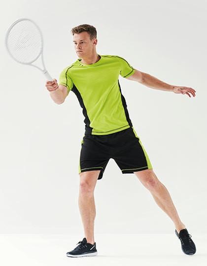 Beijing T-Shirt - Sports & Activity - Kontrast Sport Shirts - Regatta Sport Black - Black