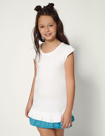 Kids` Vest Sandy - Kinderbekleidung - Kinder T-Shirts - Nath White
