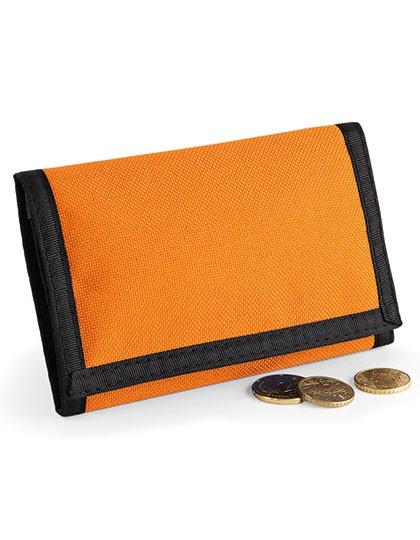 Ripper Wallet - Freizeittaschen - Accessoires - BagBase Black