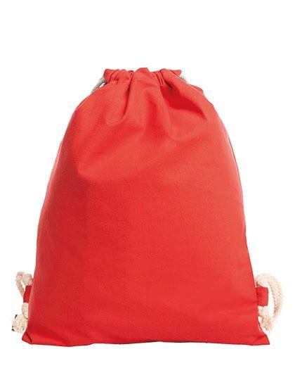 Drawstring Bag Earth - Baumwoll- & PP-Taschen - Baumwolltaschen - Halfar Apple Green