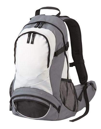 Backpack Tour - Rucksäcke - Freizeit-Rucksäcke - Halfar Grey