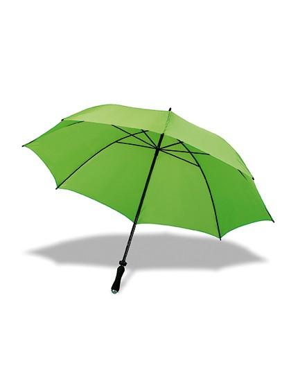 Portierschirm Dublin - Schirme - XL-Schirme (ab Ø 120 cm) - Printwear Black