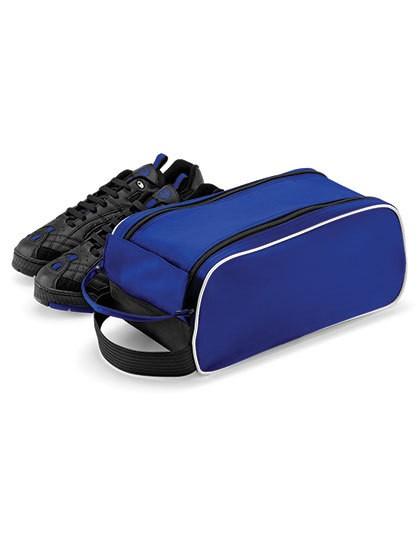 Teamwear Shoe Bag - Freizeittaschen - Sport- & Reisetaschen - Quadra Black