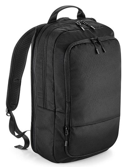 Pitch Black 24 Hour Backpack - Quadra Black