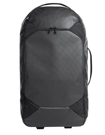 Roller Bag Hashtag - Halfar Black