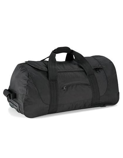 Vessel™ Team Wheelie Bag - Freizeittaschen - Sport- & Reisetaschen - Quadra Black
