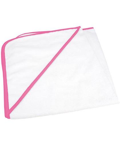 Babiezz® ALL-Over Sublimation Hooded Towel - Gastro & Beauty - Latzschürzen - A&R