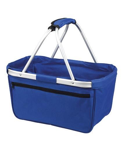 Shopper Basket - Freizeittaschen - Einkaufstaschen - Halfar Anthracite