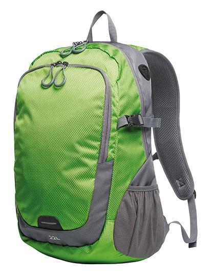 Backpack Step L - Rucksäcke - Freizeit-Rucksäcke - Halfar Apple Green