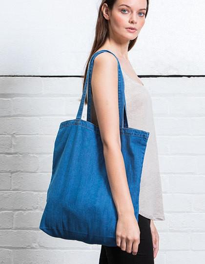 Denim Bag - Mantis Denim Blue