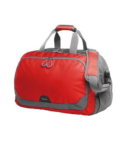 Sport - Travel Bag Step M - Freizeittaschen - Sport- & Reisetaschen - Halfar Apple Green