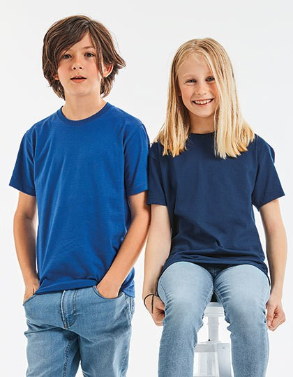 Children´s Slim T - Kinderbekleidung - Kinder T-Shirts - Russell Apple