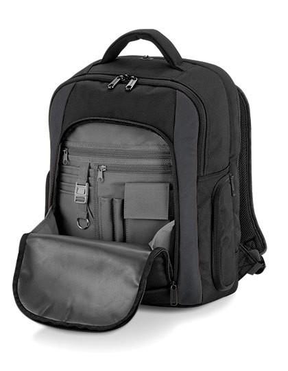 Tungsten™ Laptop Backpack - Rucksäcke - Laptop-Rucksäcke - Quadra Black - Dark Graphite
