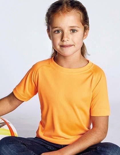 Kids` Sport-T - Sports & Activity - Basic Sport Shirts - Promodoro Crush Orange