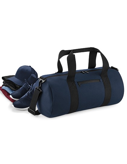 Scuba Barrel Bag - Freizeittaschen - Sport- & Reisetaschen - BagBase Black