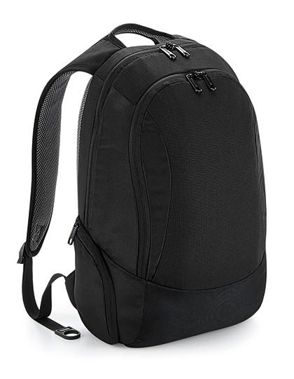 Vessel™ Slimline Laptop Backpack - Quadra Black