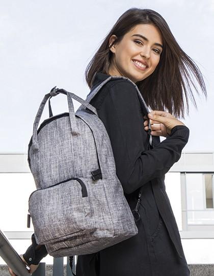 Daypack - Cleveland - Bags2GO Grey Melange