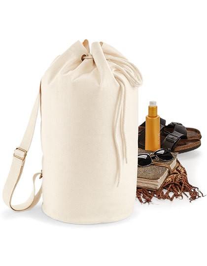 EarthAware® Organic Sea Bag - Freizeittaschen - Sport- & Reisetaschen - Westford Mill Black