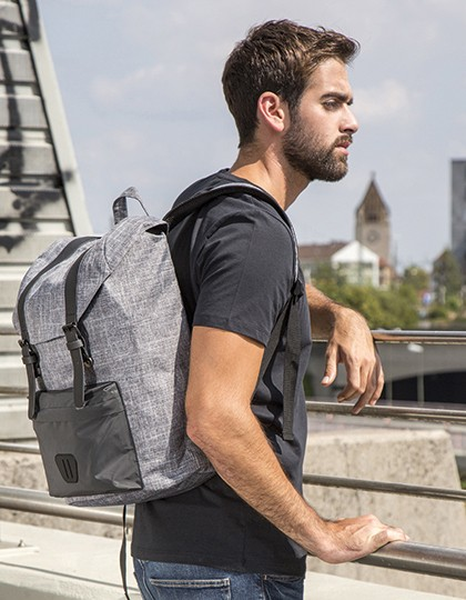 Backpack - Redwoods - Bags2GO Grey Melange