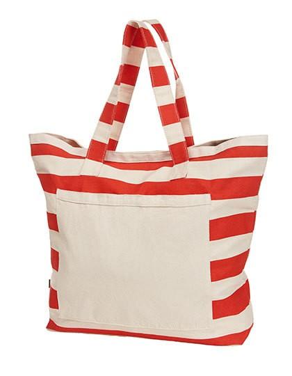Shopper Beach - Freizeittaschen - Einkaufstaschen - Halfar Anthracite