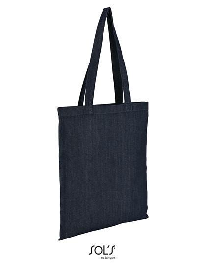 Shopping Bag Fever - Freizeittaschen - Einkaufstaschen - SOL´S Bags Denim Brut