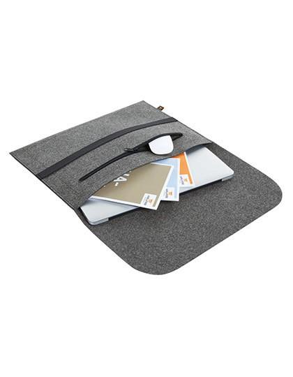 Laptop Sleeve ModernClassic - Halfar Anthracite