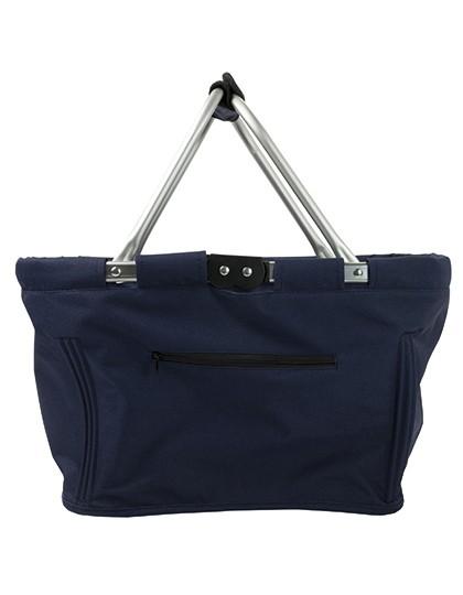 Einkaufskorb Maxi - Freizeittaschen - Einkaufstaschen - Printwear Black