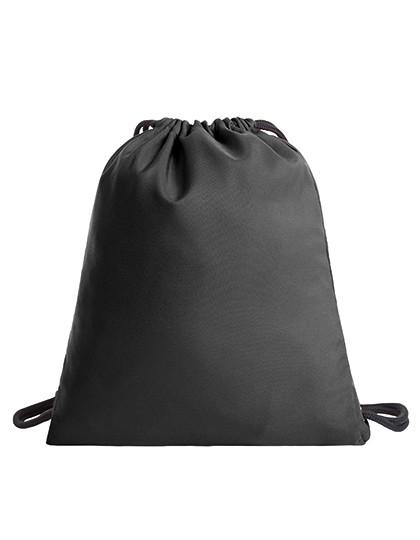 Drawstring Bag Care - Halfar Black