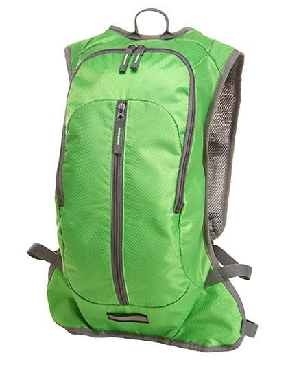 Sports Backpack Move - Rucksäcke - Freizeit-Rucksäcke - Halfar Apple Green
