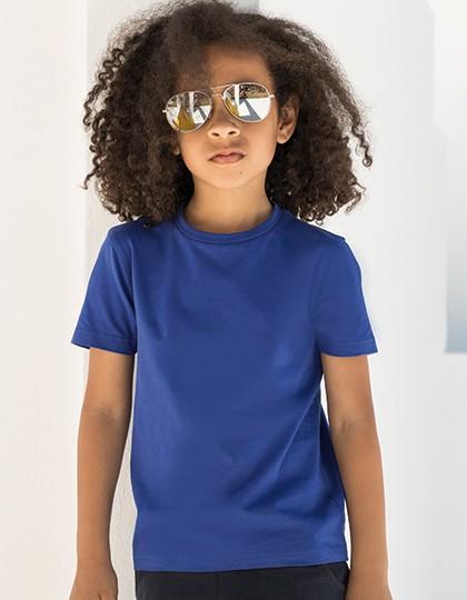 Kids` Feel Good Stretch T - Kinderbekleidung - Kinder T-Shirts - SF Minni Black