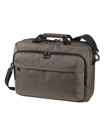 Business Bag Mission - Businesstaschen - Laptop-Taschen - Halfar Beige