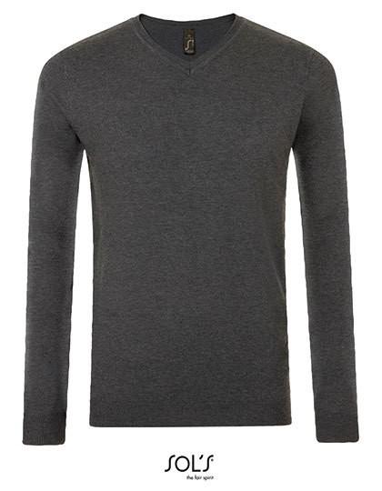 Glory Men Sweater - Pullover & Strickwaren - Pullover - SOL´S Black