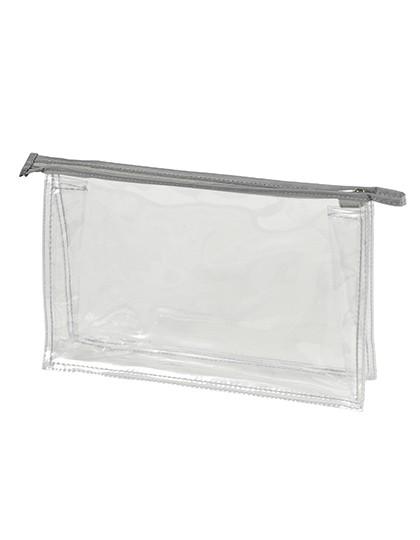 Zipper Bag Universal - Freizeittaschen - Accessoires - Halfar Transparent