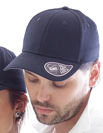 Pitcher - Baseball Cap - Caps - 6-Panel-Caps - Atlantis Black