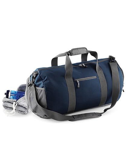 Athleisure Kit Bag - Freizeittaschen - Sport- & Reisetaschen - BagBase Black