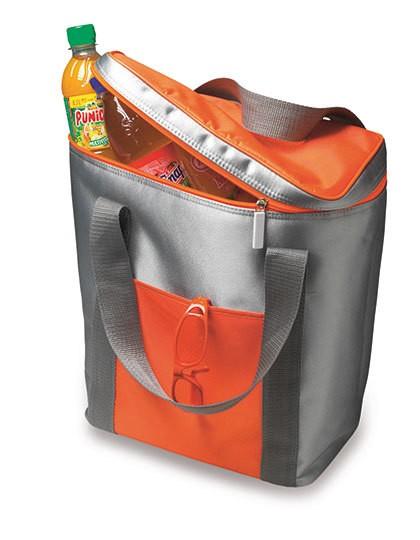 Kühltasche Exeter - Freizeittaschen - Kühltaschen - Printwear Silver - Black