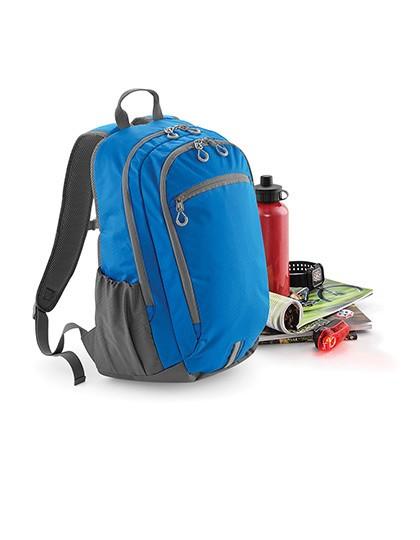 Endeavour Backpack - Rucksäcke - Laptop-Rucksäcke - Quadra Jet Black
