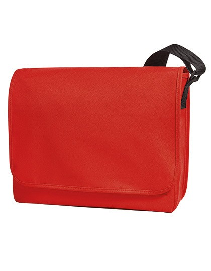 Shoulder Bag Kurier - Halfar Black