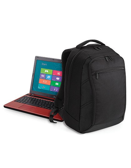 Executive Digital Backpack - Rucksäcke - Laptop-Rucksäcke - Quadra Black