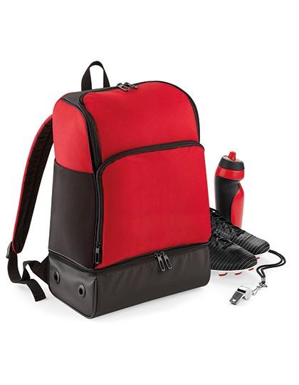 Hardbase Sports Backpack - Freizeittaschen - Sport- & Reisetaschen - BagBase Black - Black
