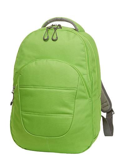 Notebook-Backpack Campus - Rucksäcke - Laptop-Rucksäcke - Halfar Apple Green