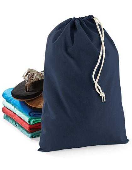 Cotton Stuff Bag - Baumwoll- & PP-Taschen - Baumwolltaschen - Westford Mill Black