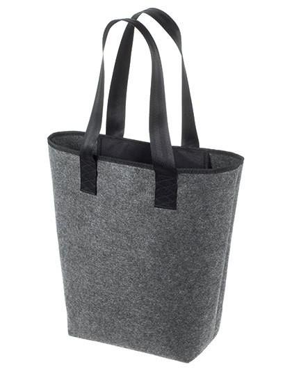 Shopper Newclassic - Freizeittaschen - Einkaufstaschen - Halfar Anthracite