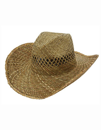 Straw Hat - Caps - Hüte - Printwear Natural
