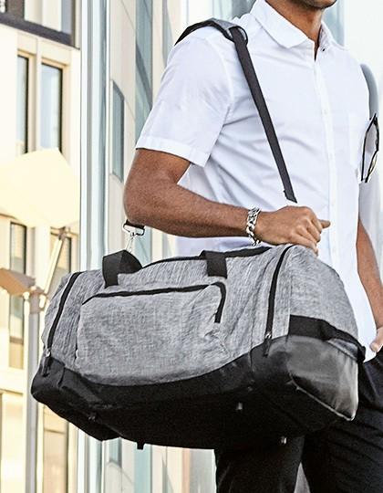 Allround Sports Bag - Atlanta - Freizeittaschen - Sport- & Reisetaschen - Bags2GO Grey Melange