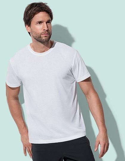 Cotton Touch T-Shirt - Sports & Activity - Basic Sport Shirts - Stedman® Black Opal